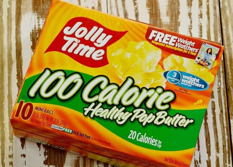 Weight Watchers Endorsed Jolly Time Pop Corn