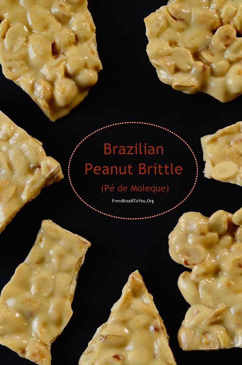 Brazilian Peanut Brittle -- Pé de Moleque (5)