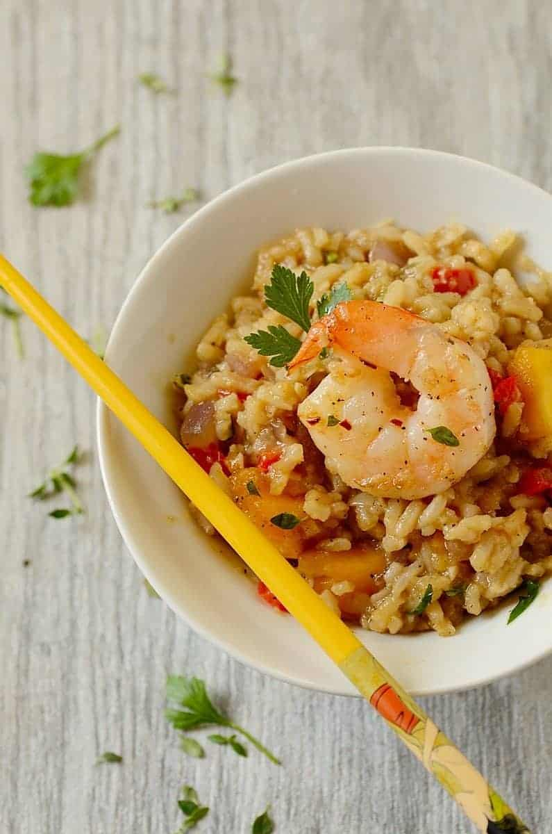 Easy Shrimp Coconut Fried Rice by Denise Browning(7)