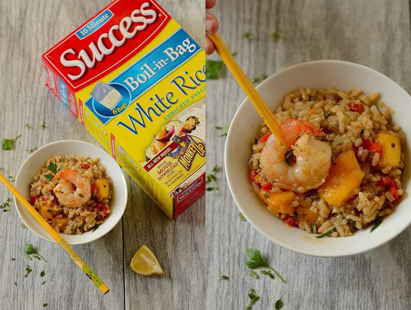 Easy Shrimp Coconut Fried Rice by Denise Browning(8)