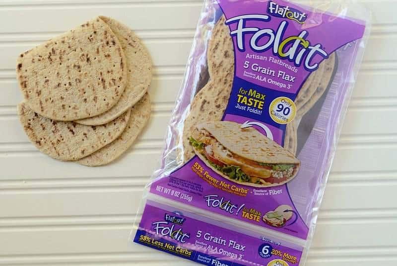 Flatout-bread