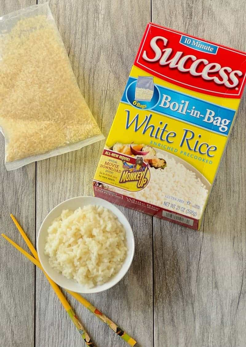 Success White Rice