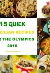 15 Quick Brazilian Recipes for The Olympics 2016