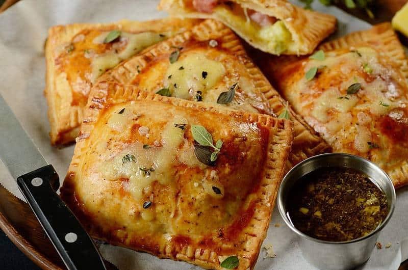 Broccoli Ham And Cheese Pop Tarts Easy And Delish
