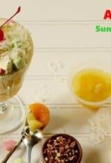 Ambrosia Sundae Milkshake