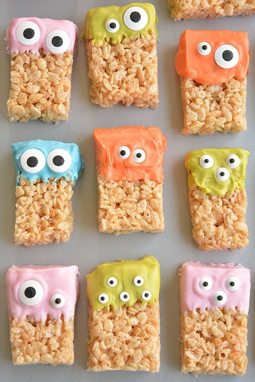 rice-krispie-treat-monsters-by-one-little-project