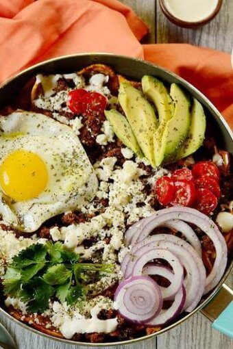 beef-chilaquiles-with-pumpkin-jalapeno-salsa
