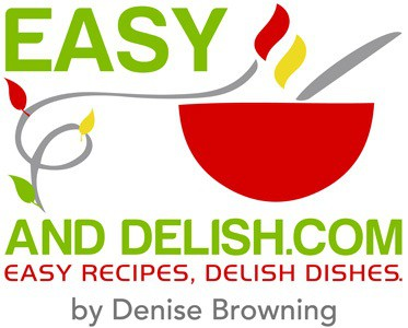 blog logo of Easy and Delish