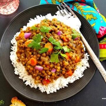 Lentil-Coconut-Curry