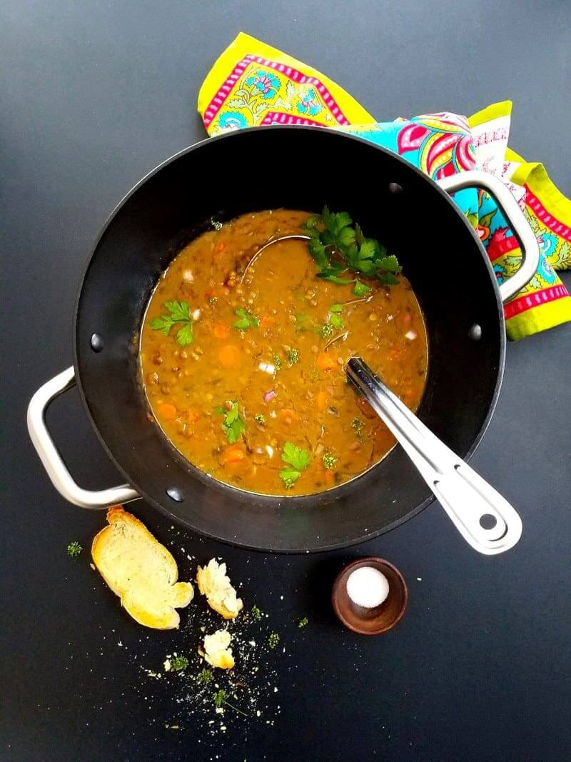 Lentil-Coconut-Curry