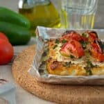 Oven Baked Feta — Guest Post by Little Cooking Tips