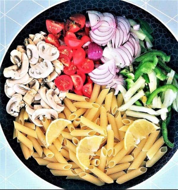One-pot-leftover-pasta
