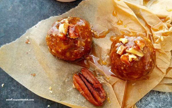 Pecan-pie-cookie-balls
