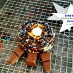 Star-wars-chocolate-banana-pancake-spaceship, Star-wars-party-tutorial
