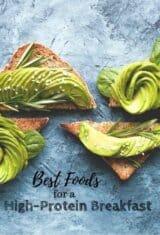 High-protein-breakfast-foods