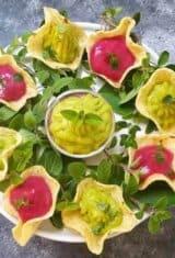 Spicy-cranberry-avocado-dip