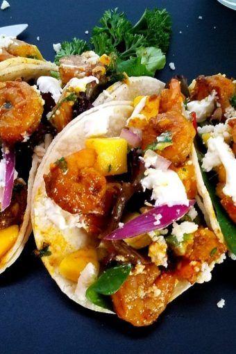 Mojito-shrimp-street-tacos