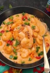 One-pot-Brazilian-shrimp-stew, Ensopado-de-camarao