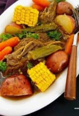 Instant Pot Beef Short Rib Pot Roast (Cozido Pernambucano com Costela na Pressão)