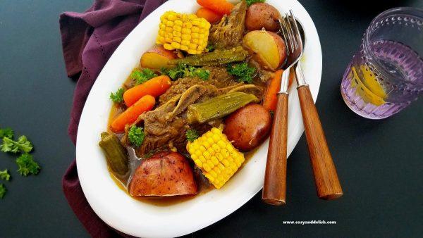 Instant-pot-beef-short-rib-pot-roast , Instant-pot-short-ribs, Beef-short-rib-pot-roast