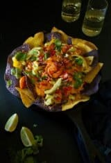 Game On Shrimp Skillet Nachos & Car Sweepstakes