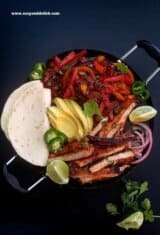 Easy 30-Minute Pork Fajitas Bowl Recipe