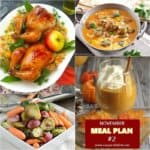 November Monthly Meal Plan — #2
