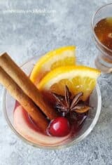 Jolly Snowball Mulled Wine