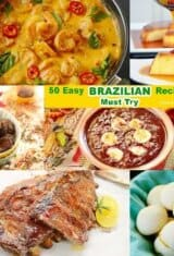50 Easy Brazilian Recipes You Must Try