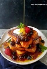 How To Make French Toast (2 Ways)
