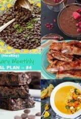 Healthy January Monthly Meal Plan -- #4