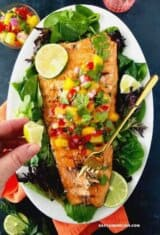 Easy Grilled Salmon & a Step-by-Step Grilling Salmon Guide