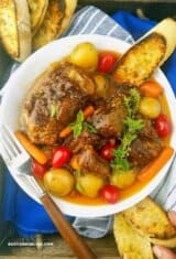 Tender Beer Oxtail Recipe (Pressure Cooker/Slow Cooker)