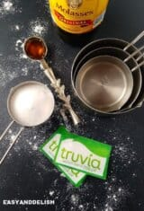measuring cups for baking substitutions such as sugar