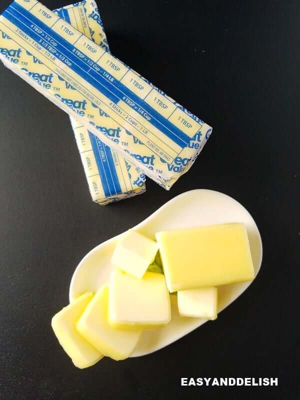 How Many Sticks Of Butter In A Cup Easy And Delish