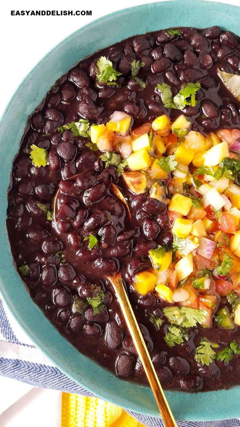legumes cozidos em uma tigela