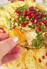 Shrimp Cheese Ball Recipe (Creamy & Crunchy)