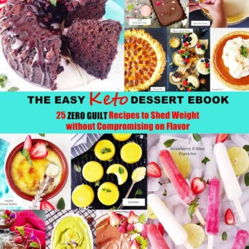 Easy Keto Dessert ebook