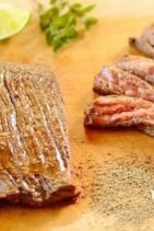 How to Cook Skirt Steak (4 Quick Steps) -- with VIDEO